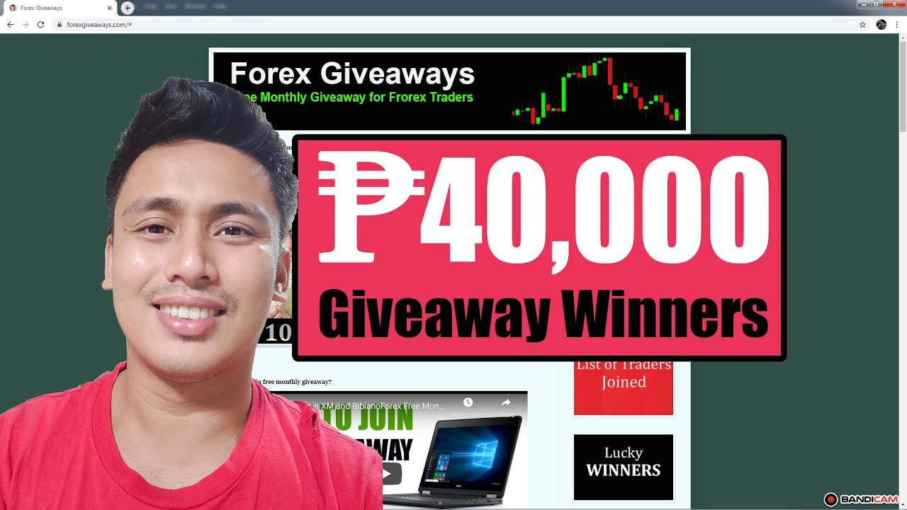 ₱40,000 Cash Pampuhunan Giveaway Winners - September 21 to 25