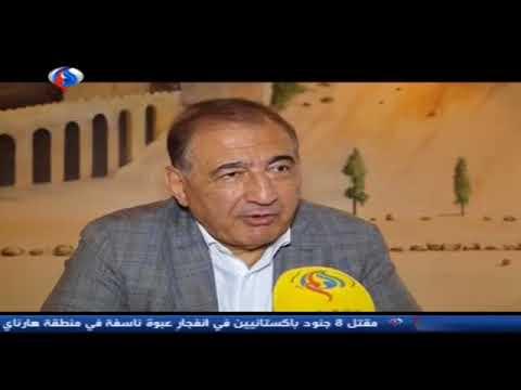 لقاء د.قدري جميل على قناة العالم 15/08/2017  - 20:22-2017 / 8 / 15