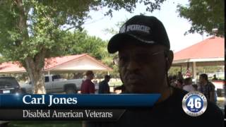 04/14/2015 Disabled American Veterans BBQ