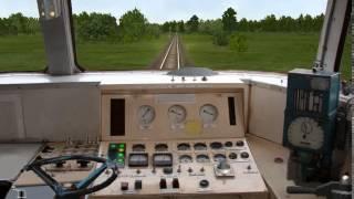Обучение поездной работе