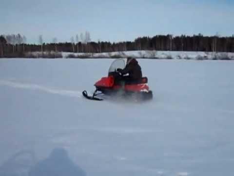 Снегоход 'Зимогор'