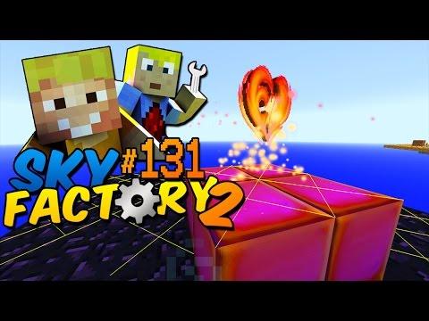 Super OP Bogen mit Draconium! - Minecraft Sky Factory 2 Folge #131