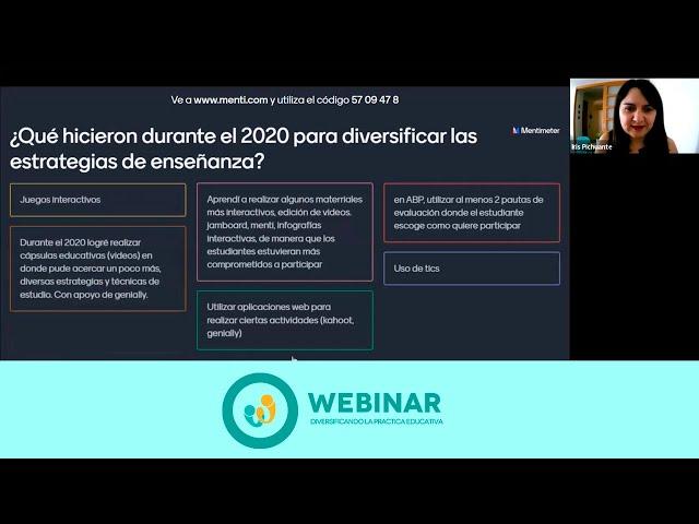 Webinar Diversificación - Aula del Futuro