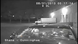 Dashcam: Austin officer opens fire on vehicle