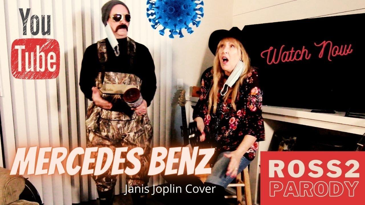 Mercedes Benz ROSS2 Janis Joplin Cover