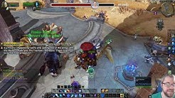 Shadowlands Alpha - Torghast Heroic Attempts - Frost Mage