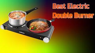 3 Best Electric Double Burner …