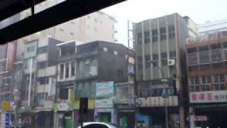 20100919凡那比颱風高雄火車站附近(三)