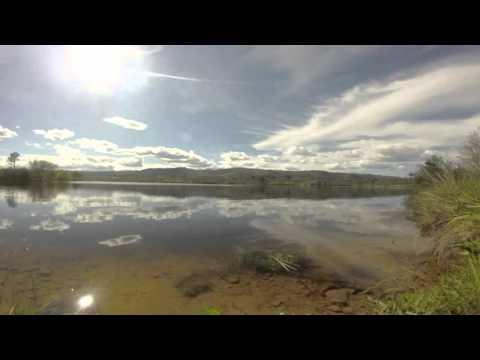 Barragem de Vale-de-Anta - Timelapse