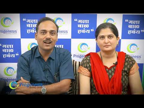 IVF Success Story - Positive pregnancy result after 15 years of marriage