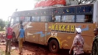 Kenya government vows to hunt down al-Shabaab bus attack killers