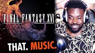 FINAL FANTASY XVI Trailer REACTION || (That Trailer music tho!)