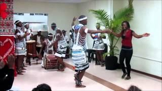 Traditional Xhosa Dancers