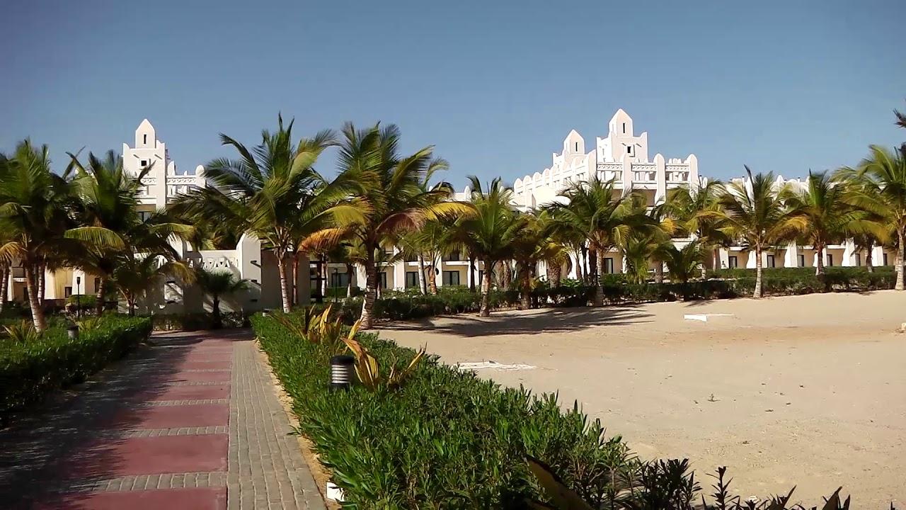 Riu Karamboa, Boa Vista grounds and gardens - YouTube