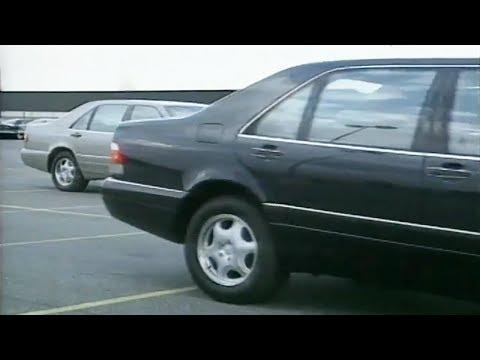 Mercedes Brake Assist System 1998