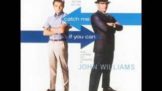 Catch Me If You Can Soundtrack- Catch Me If You Can (Reprise and End)