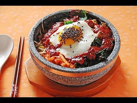 【楊桃美食網】韓式石鍋拌飯 - YouTube