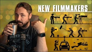 3 Things New Filmmakers Overlook