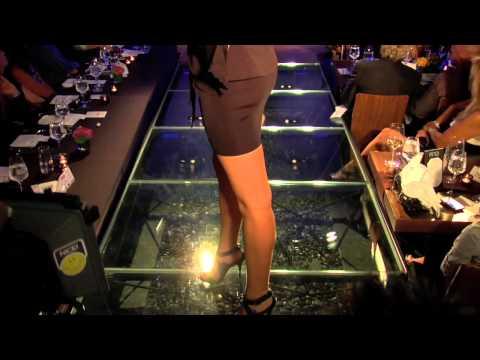 Real Housewives Modeling Marisa Kenson at ANQI