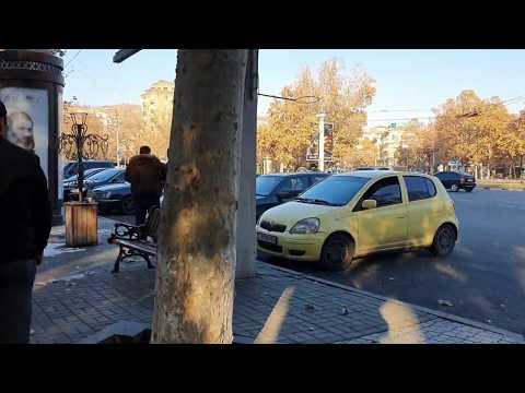 Хочу машину / Ереван 14.01.2020/Проспект