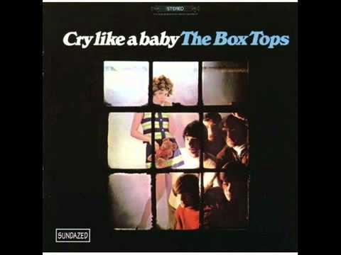 Клип The Box Tops - Cry Like A Baby