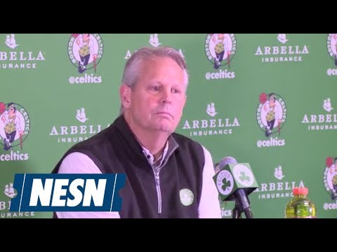 Danny Ainge On New NBA Salary Cap: