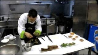 2ª Mostra de Cuina del Nyespro - Oscar Marcos - Kataria Gastronomica