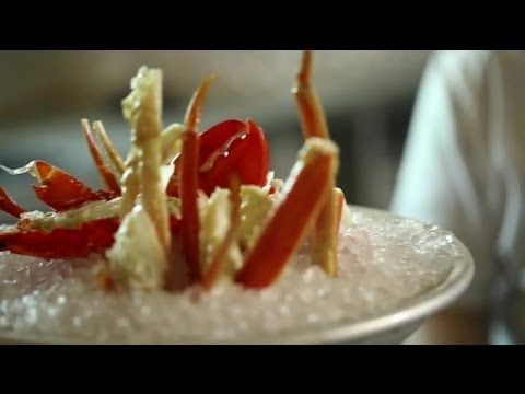 Seafood with the Massholes  Haylie Duff's Real Girl's Kitchen  Ora TV