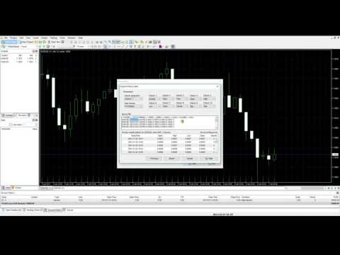 Forex trading simulator: import data and start trading smart with it [Step-by-step guide]