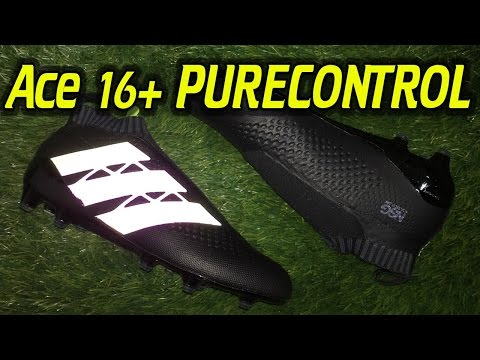 Adidas ACE 16+ PureControl (Dark Space Pack) - Review + On Feet
