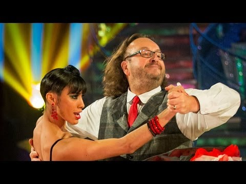 Dave Myers & Karen Tango to 'I'm Gonna Be (500 Miles)'  - Strictly Come Dancing: 2013 - BBC One