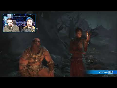 Diablo 4: 2019 Gameplay Demo Live From Blizzcon