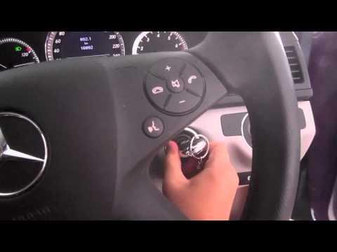 2009 Mercedes-Benz C 200 Kompressor Elegance Start-Up and Full Vehicle Tour