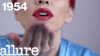 100 Years of Lip Trends with Kandee Johnson | Allure