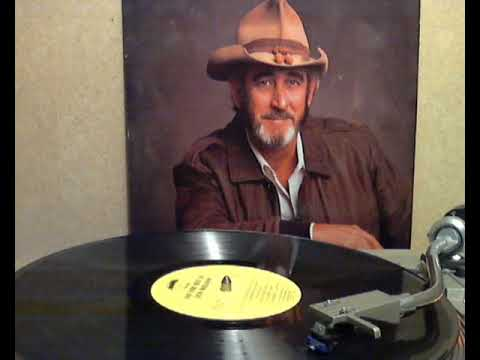 Don Williams - Good Ole Boys Like Me [Stereo Lp version]