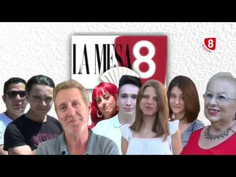 N13 LA MESA 8 PURI Y KIKO / TOÑIN Y SILVIA