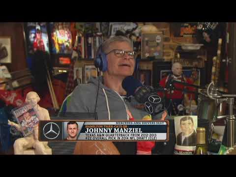 RMR Episode229 - Johnny Manziel on the Dan Patrick Show!