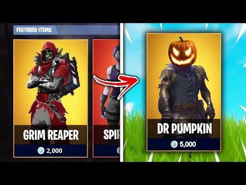 Top 10 Fortnite Halloween Skins THAT NEED TO BE ADDED!