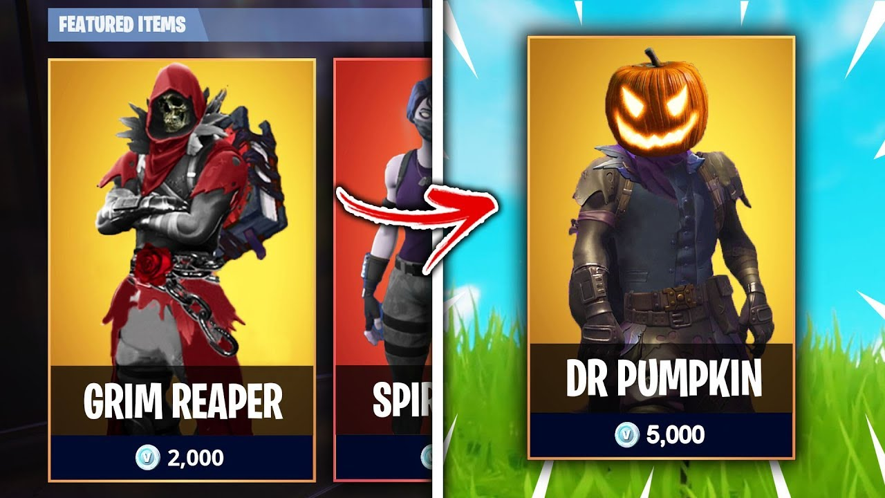 Top 10 Fortnite Halloween Skins That Need To Be Added