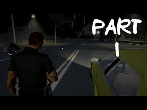 STOP RUNNING ME OVER - Enforcer: Police Crime Action #003