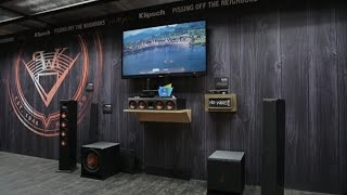 Klipsch Reference Premier HD Wireless System - 2016 CES