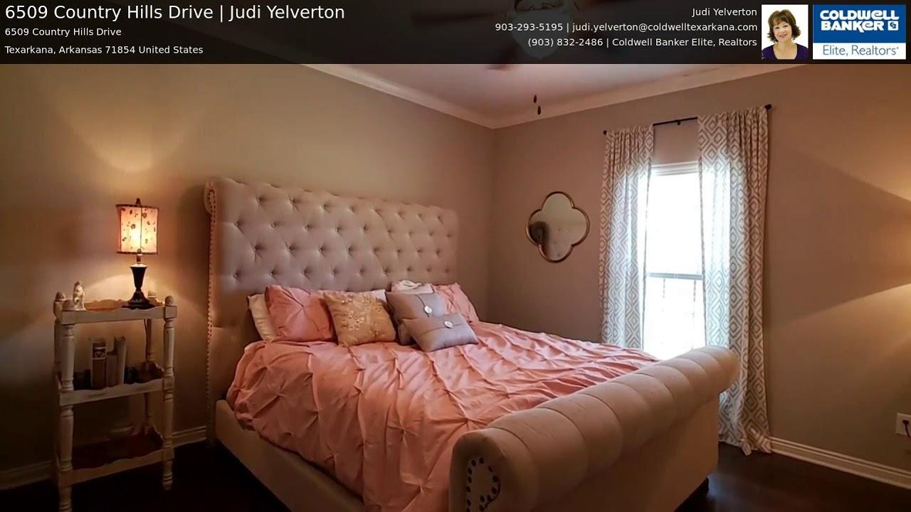 6509 Country Hills Drive Judi Yelverton Youtube