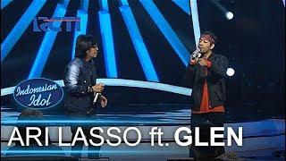 ARI LASSO ft. GLEN - CINTA KAN MEMBAWAMU KEMBALI (Dewa 19) - SPEKTA 1 - Indonesian Idol 2018