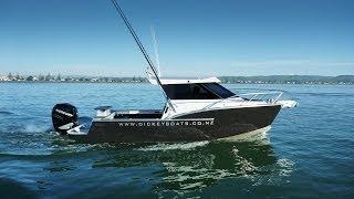 Dickey Boats Custom 750