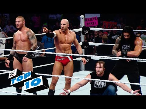 Top 10 SmackDown moments: WWE Top 10, August 20, 2015
