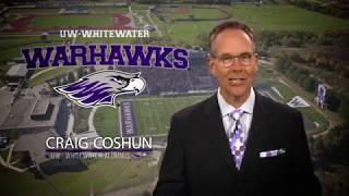 UW-Whitewater Warhawk Athletics - Fox Sports Commercial, November 2017