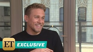 Charlie Hunnam Says His Girlfriend Is Not  Impressed With His 'King Arthur' Muscles