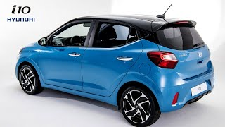 2020 Hyundai i10 Review - New Design, Interior Updates, Features | Hatchback