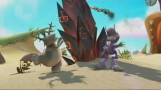 Spore Hero - Вступительный видеоролик