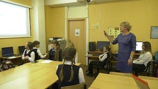 Библиотечный урок в 7 классе по произведениям Юрия Коваля